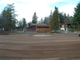 Completed Renovation Infield