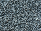 "1/2"" Clear Crushed Granite"