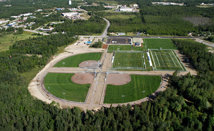 Steve Omischl Sports Complex, North Bay