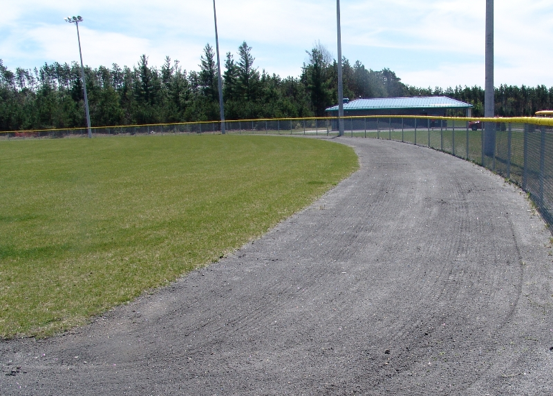 Granite Warning Track