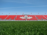 Sports Field Topdressing Sand, BMO Field, Toronto, ON