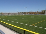 Synthetic Turf Soccer / Football Field, North Bay, ON