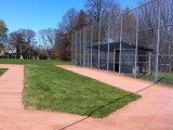 Completed Ball Diamond Infield Rejuvenation