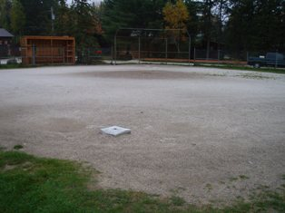 Pre-Construction Infield