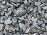 "1"" Clear Crushed Granite"