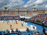 Hutcheson FIVB Sanctioned Beach Volleyball Sand - London Olympics 2012