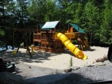 Hutcheson\'s Granite Playground Sand is washed and classified for consistency and quality assurance