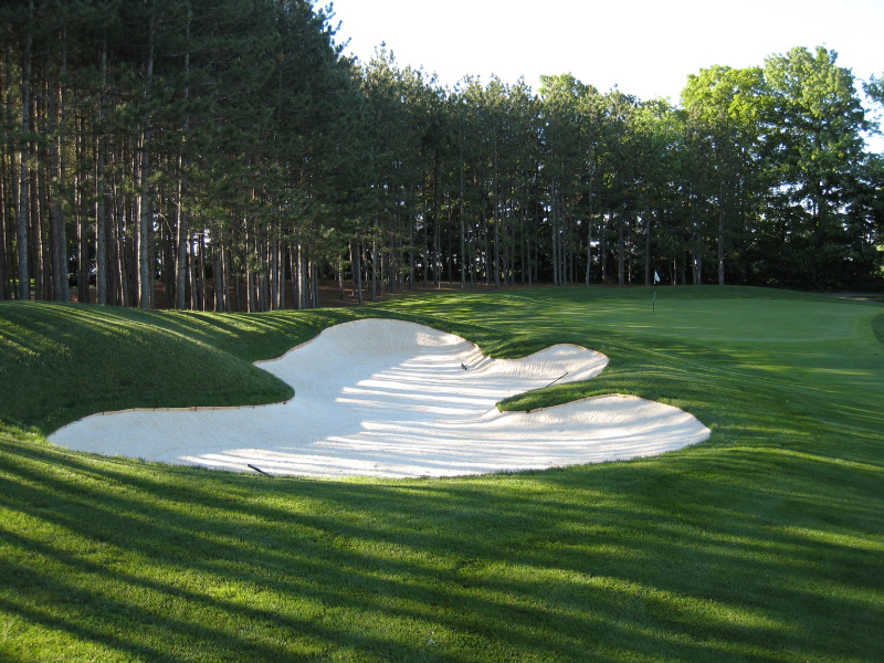King Valley Golf Club Hutcheson Sand Amp Mixes