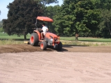 Greens Renovation
