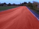 Completed Track Renovation