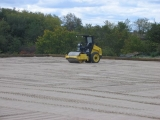 Compaction Of Rootzone Material