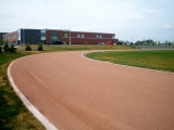 Clay Track Surfacer, Oshawa, ON