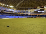 Synthetic Turf Installation, Rogers Centre, Toronto, ON